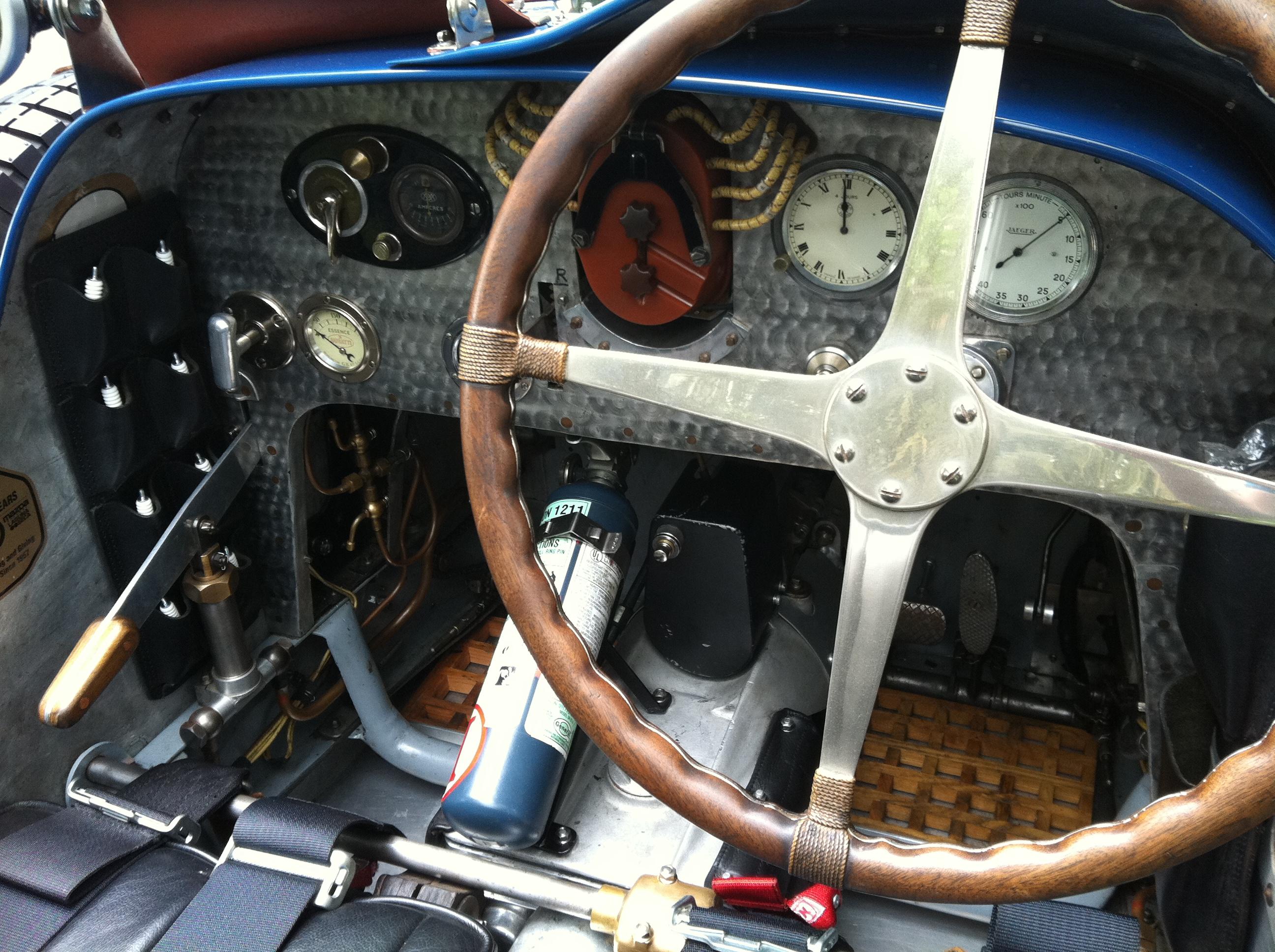 1925 Bugatti Type 35a Grand