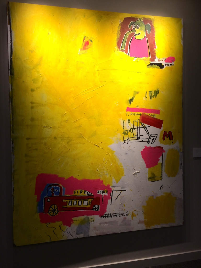 warhol-and-basquiat--pink-elephant-with-fire-engine